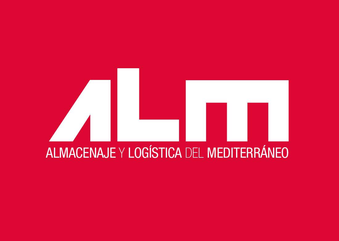 Diseño de identidad corporativ ALM