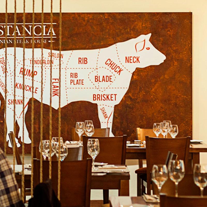 Decoración de Restaurante Marbella