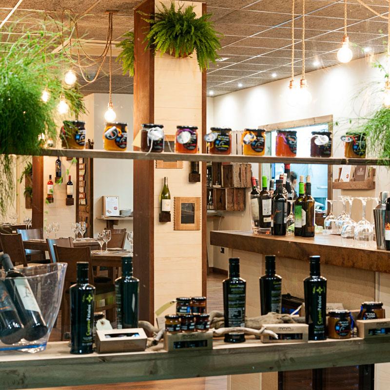 Interiorismo Restaurante Marbella