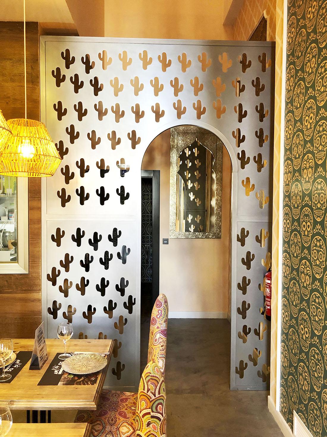 decoracion restaurante malaga