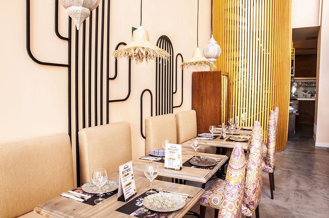 diseno restaurante mexicano