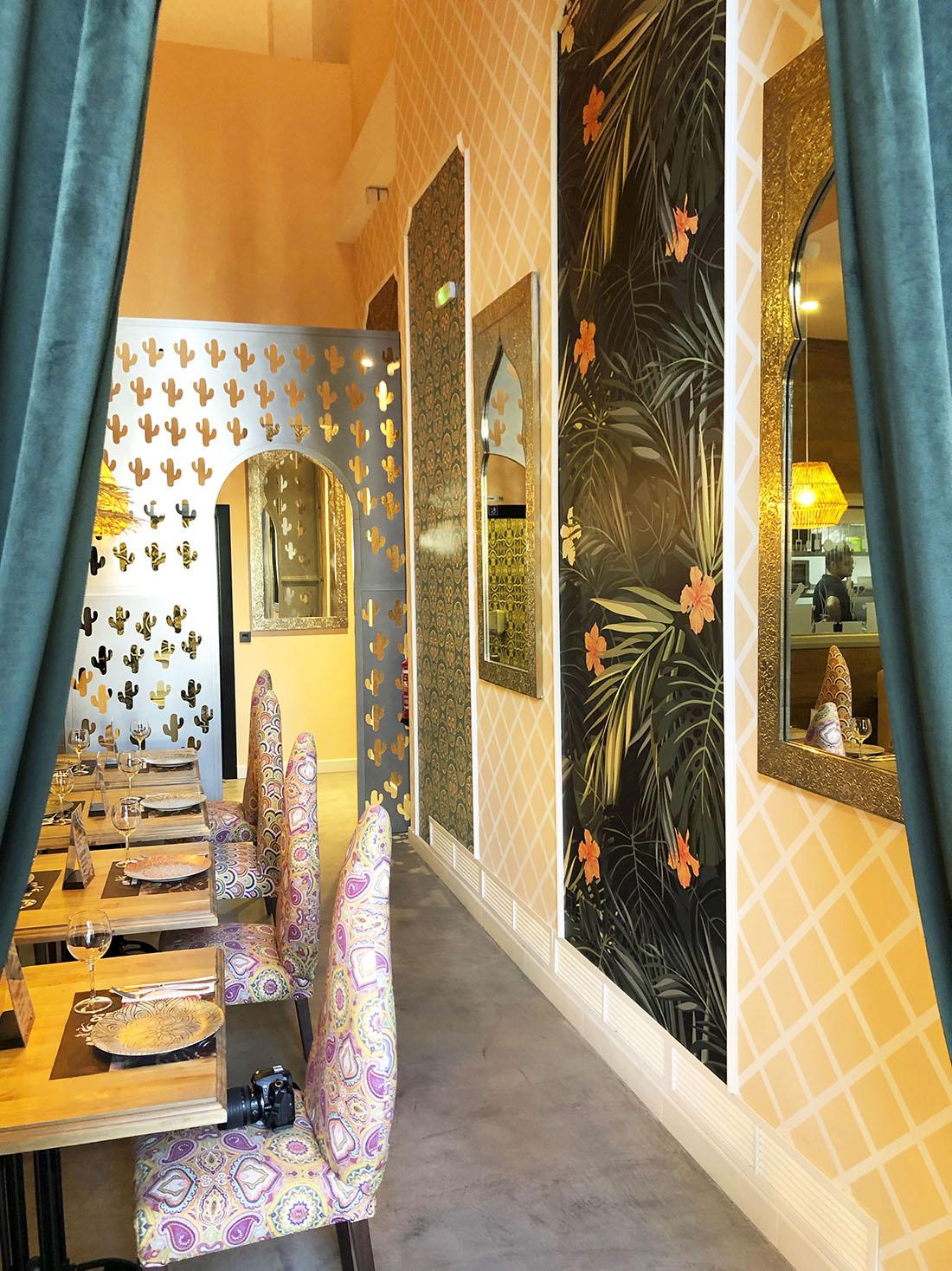 interiorismo restaurantes nuva