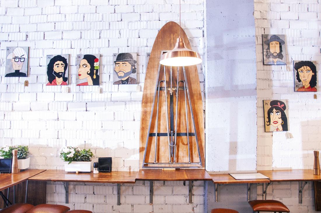 Mobiliario a Medida Restaurante