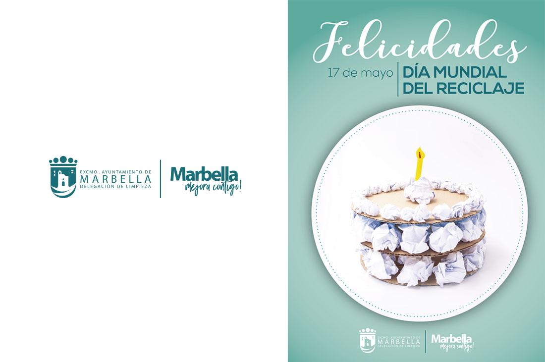 Dia Mundial Reciclaje Ayuntamiento de Marbella